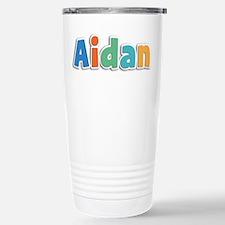 Aidan Spring11B Stainless Steel Travel Mug