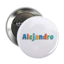 Alejandro Spring11B Button