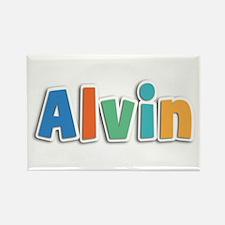 Alvin Spring11B Rectangle Magnet