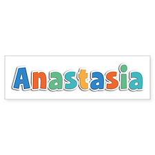 Anastasia Spring11B Bumper Car Sticker