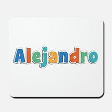 Alejandro Spring11B Mousepad
