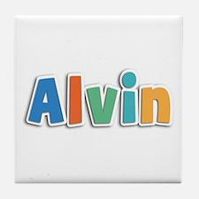 Alvin Spring11B Tile Coaster