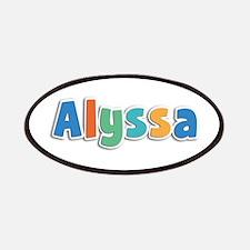 Alyssa Spring11B Patch