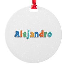 Alejandro Spring11B Ornament