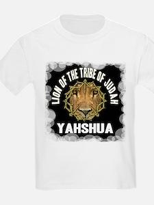 Yahshua Lion Kids T-Shirt