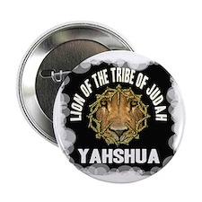 Yahshua Lion Button