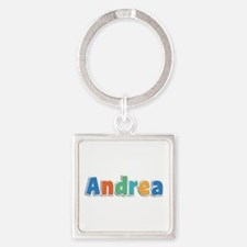 Andrea Spring11B Square Keychain