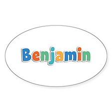 Benjamin Spring11B Oval Decal
