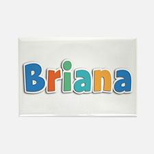Briana Spring11B Rectangle Magnet