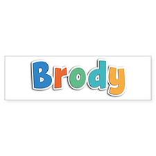 Brody Spring11B Bumper Bumper Sticker