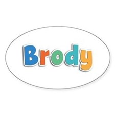 Brody Spring11B Oval Decal