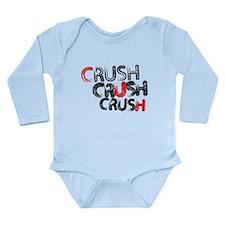 Crush Crush Crush Baby Suit