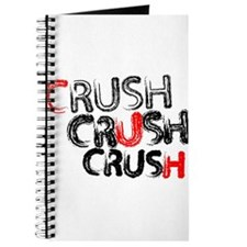 Crush Crush Crush Journal