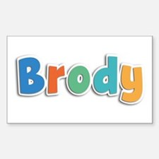 Brody Spring11B Rectangle Decal