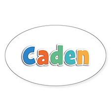 Caden Spring11B Oval Decal