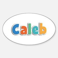 Caleb Spring11B Oval Decal