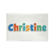 Christine Spring11B Rectangle Magnet