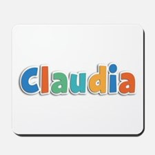 Claudia Spring11B Mousepad