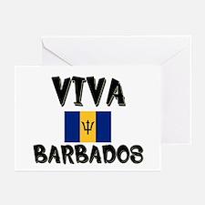 Viva Barbados Greeting Cards (Pk of 10)
