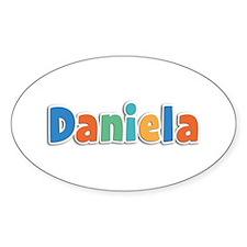 Daniela Spring11B Oval Decal