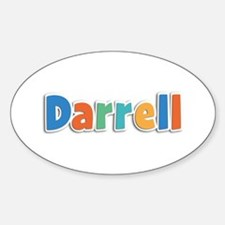 Darrell Spring11B Oval Decal