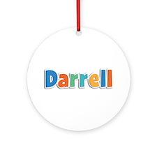 Darrell Spring11B Round Ornament