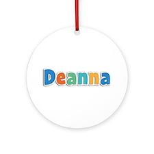 Deanna Spring11B Round Ornament