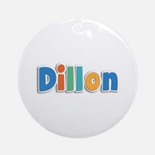 Dillon Spring11B Round Ornament