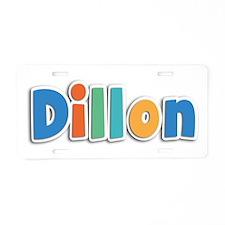 Dillon Spring11B Aluminum License Plate
