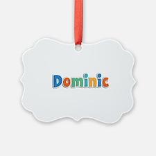 Dominic Spring11B Ornament