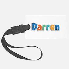 Darren Spring11B Luggage Tag