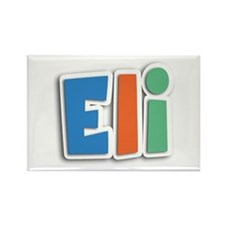Eli Spring11B Rectangle Magnet
