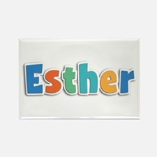 Esther Spring11B Rectangle Magnet