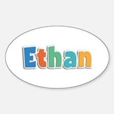 Ethan Spring11B Oval Decal