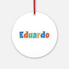 Eduardo Spring11B Round Ornament