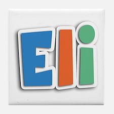 Eli Spring11B Tile Coaster
