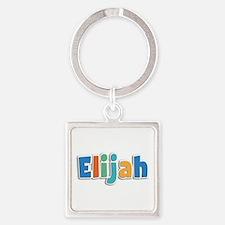 Elijah Spring11B Square Keychain