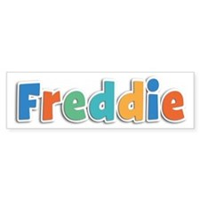 Freddie Spring11B Bumper Bumper Sticker