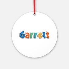 Garrett Spring11B Round Ornament