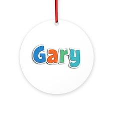 Gary Spring11B Round Ornament