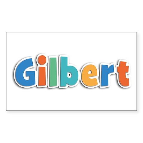 Gilbert Spring11B Rectangle Sticker