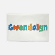 Gwendolyn Spring11B Rectangle Magnet