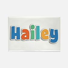 Hailey Spring11B Rectangle Magnet