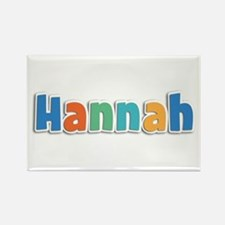 Hannah Spring11B Rectangle Magnet