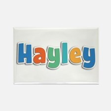 Hayley Spring11B Rectangle Magnet