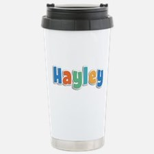 Hayley Spring11B Stainless Steel Travel Mug