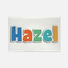Hazel Spring11B Rectangle Magnet