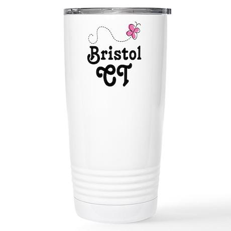 Bristol Conneticut Stainless Steel Travel Mug