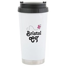 Bristol Conneticut Travel Coffee Mug