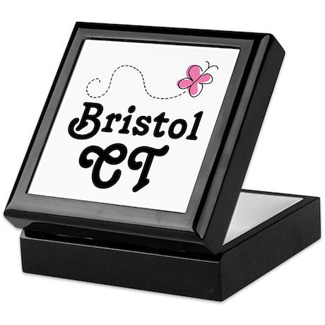 Bristol Conneticut Keepsake Box